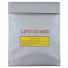 1 Pc Ignifuge RC LiPo Sécurité de La Batterie Sac Safe Guard Charge Sack 230x300mm Vente Chaude