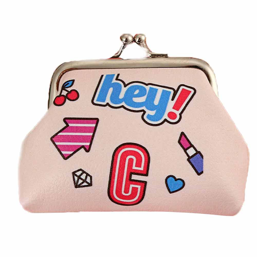 New arrival coin purse Women Lady Retro Vintage PU Leather Small Wallet Hasp Purse Clutch Wallets Carteira Feminina