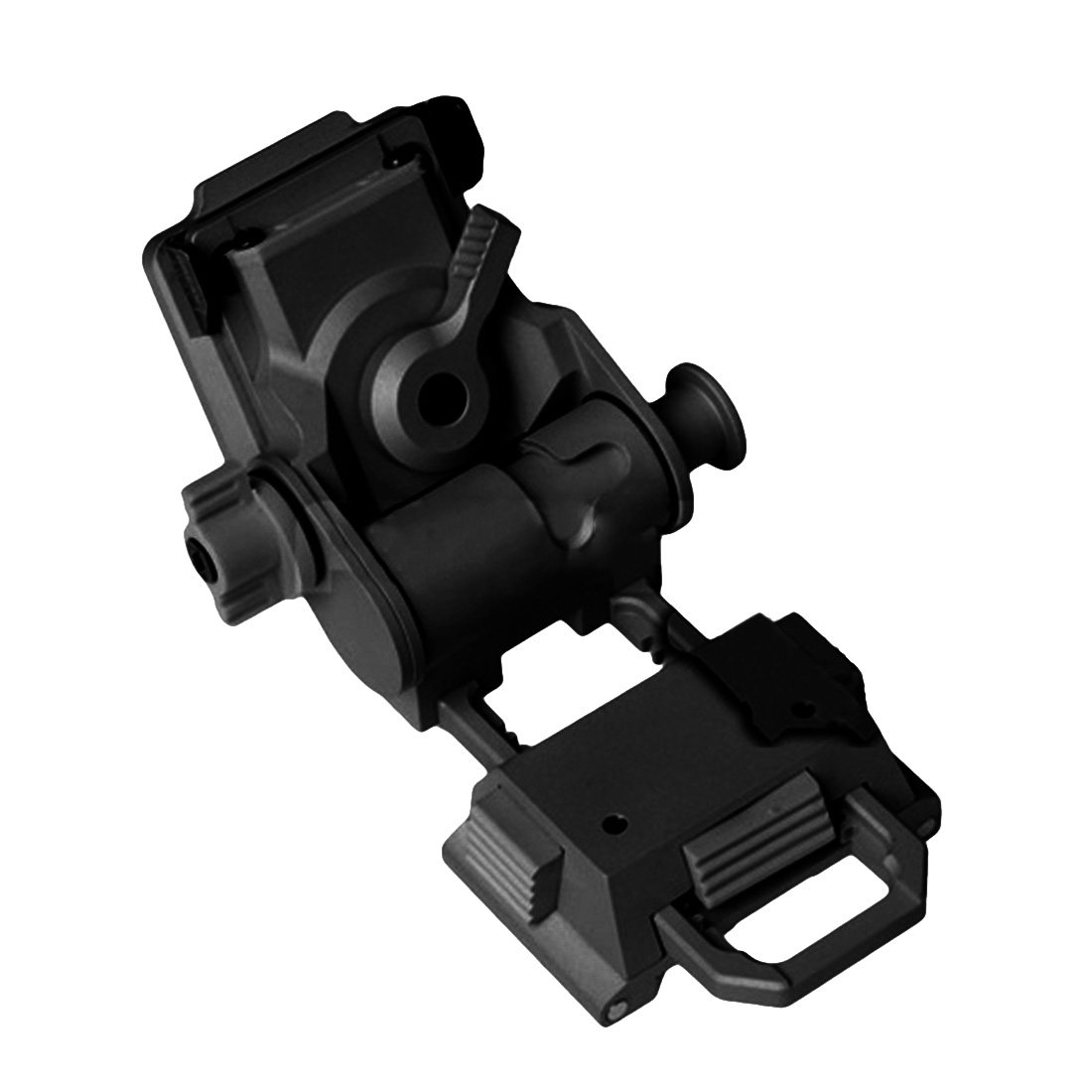 NFSTRIKE Tactical Accessories for FMA L4G24 NVG Mount CNC Military Tactical Accessories Replacement fma l4g24 nvg mount de bk 100% plastic tactical helmet mount accessories tb1012 free shipping