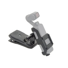 1/4 Screw Mount Bracket Holder for DJI Osmo Pocket Camera interface & Action Cam Mount for backpack Tripod Selfie Stick Bicycle(China)