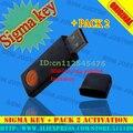2016 versão original pacote de chave + sigma sigma 2 ativação para zte para motorola frete grátis