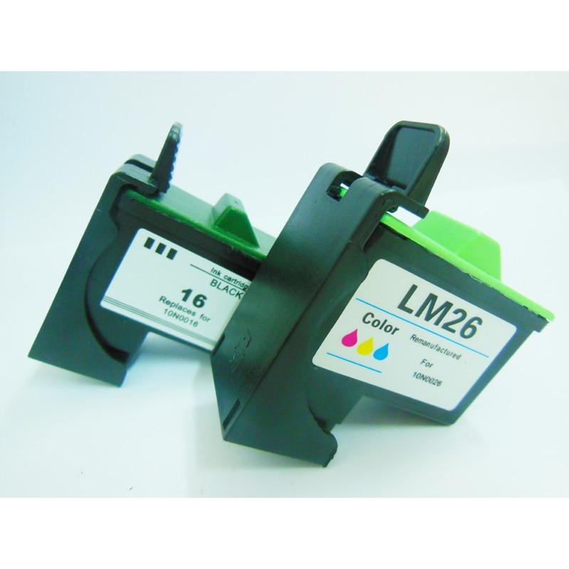 Für Lexmark 16 26 Tintenpatrone für Lexmark Z615 X1100 X1150 X2250 - Büroelektronik - Foto 4