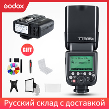 Godox TT685C TT685S TT685N TT685F TT685O 2.4G HSS TTL GN60 lampy błyskowej Speedlite z X1T wyzwalania dla Canon Sony Nikon fuji Olympus