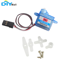 Micro 3.7g Analog Servo for RC Airplane Helicopter Drone Smart Car Robot Boat