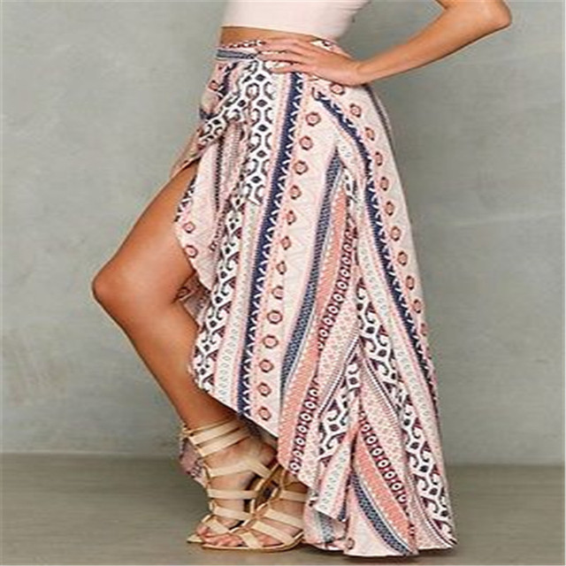 Women's BOHO Gypsy Skirt