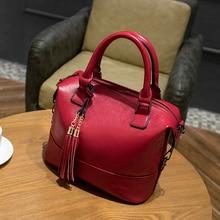 女性革ハンドバッグの高級ブランドのハンドバッグの女性メッセンジャーデザイナー女性のショルダーバッグ X43 2019