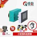 Extensão tela lcd de volta para xiaomi yi action camera xiaoyi cam inteligente versão internacional xiaoyi kit conjunto do monitor