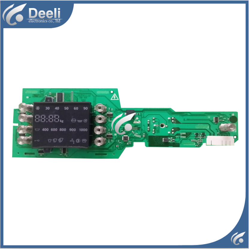 95% new original for Washing Machine display panel computer board WAS20460TI AKO 738134-01 95% new original tested for washing machine computer board wfc1066cw wfc1067cs wfc857cw wfc1075wc