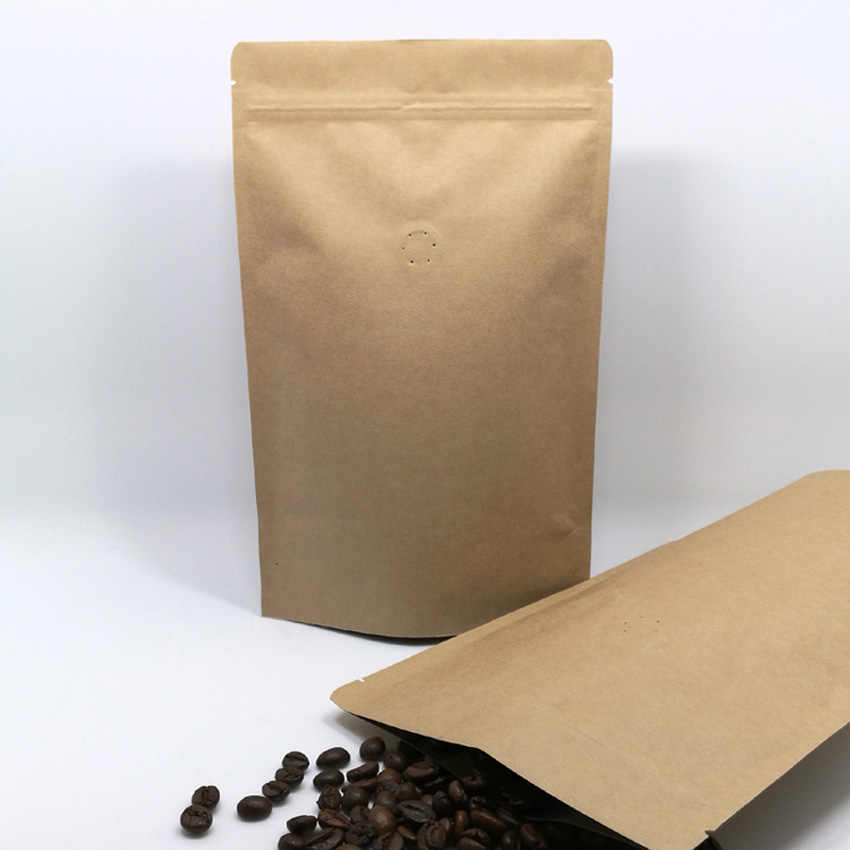 Swell 10Pcs 1 4 1 2 1Pound 13X20Cm Reusable Use Kraft Paper Foil Inlay Sealing Bag Coffee Beans Packaging Bag Oneway Exhaust Valve Short Links Chair Design For Home Short Linksinfo