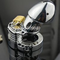 New Style Adjustable Stainless Male Chastity Belt Lock Men Adult Toys Gay Cock Ring with Stainless Steel Latch Sex Toy For Adult