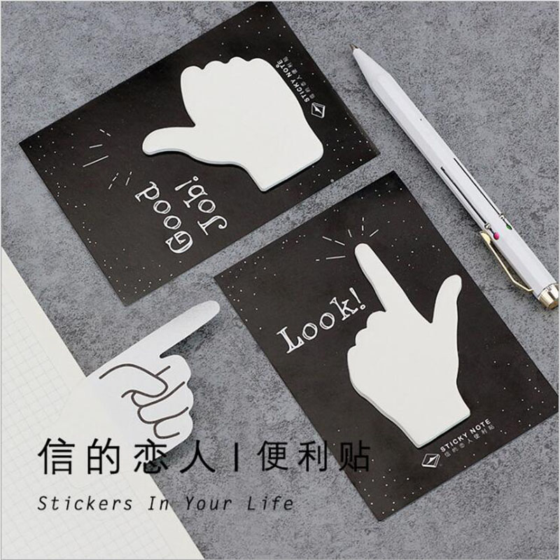 3 pieces Gestures Annotations N Times Posted Office Learning Documents Can Decorate Your Albums And Diaries