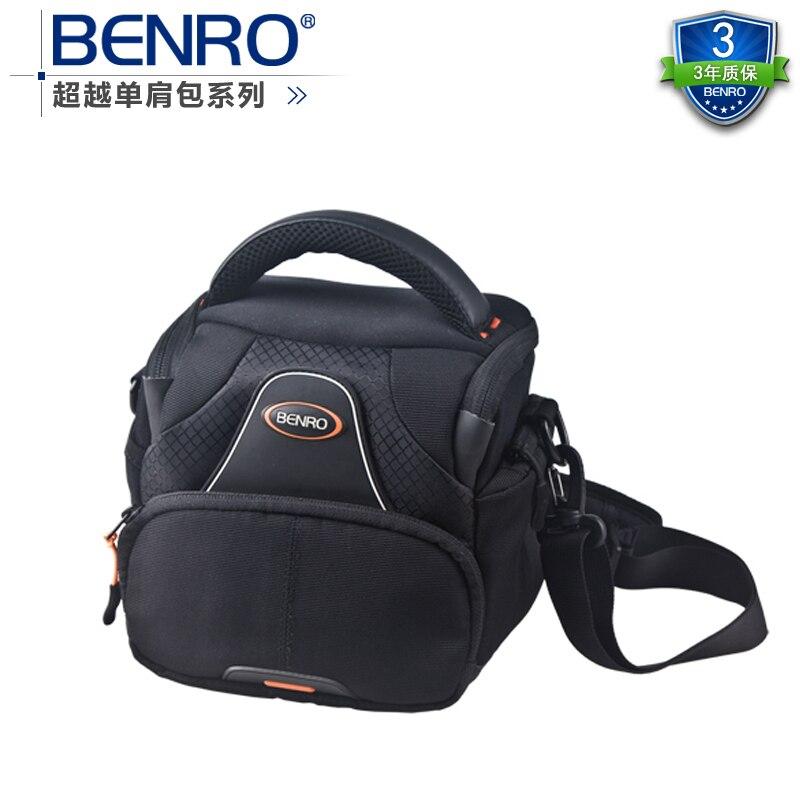 ФОТО Benro Beyond S10 one shoulder professional camera bag slr camera bag rain cover