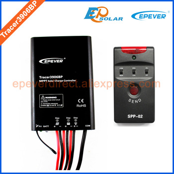 controller 15A with super parameters programmer design for lithium Battery MPPT Tracer3906BP Solar power bank controller EPEVER