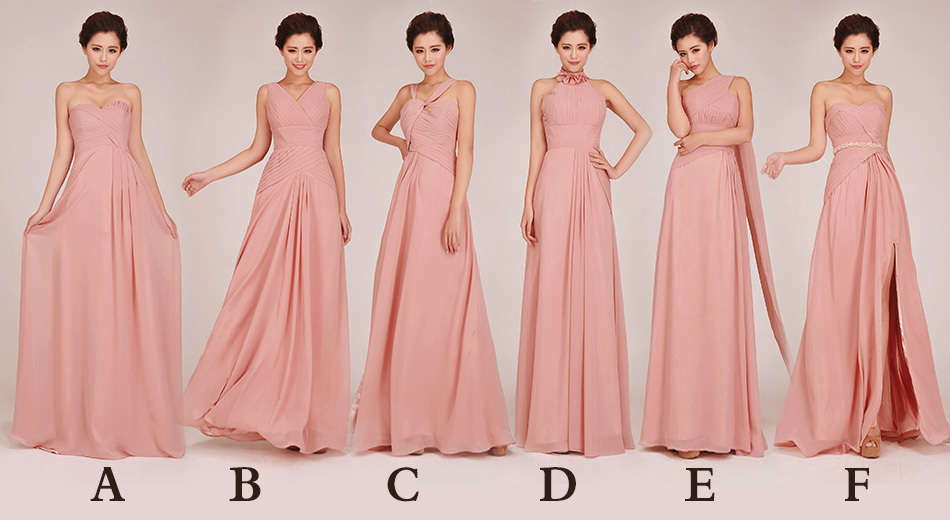 Popular Pink Blush Bridesmaid Dresses-Buy Cheap Pink Blush ...