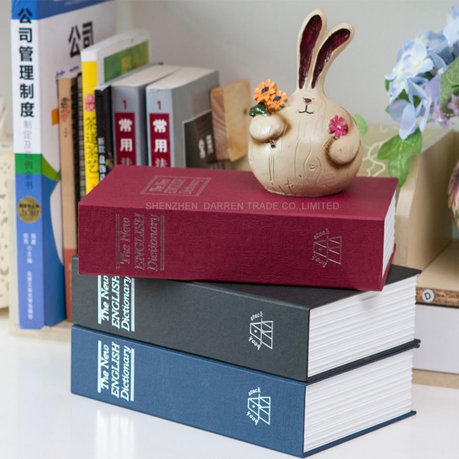 English Dictionary Book Dictionary Book Safe Box English Dictionary Book Cash Money Safe Box Case 18*11.5*5.5CM
