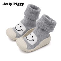Jelly Piggy Toddler Shoes Kids First Shoes Boys Socks Non Slip Kids Soft Bottom Shoes Baby Indoor Outdoor Rubber Toddler Socks