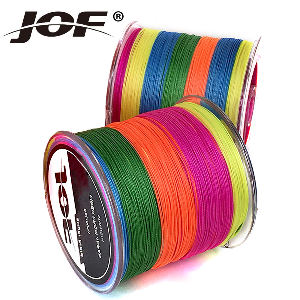 Best Quality 500M Multifilament Nylon Fishing Line Super Strong Jig ...