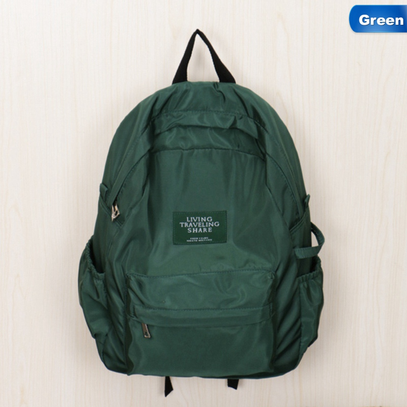 2018 New Arrive Waterproof Nylon Backpacks For Girls Teenagers Women Travel Backbags Travel Rucksack Mochilas