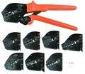 AP série heavy duty crimpador para diferentes tipos e tamanhos dos terminais, conectores de cabo. ratchet ferramenta de friso, crimper