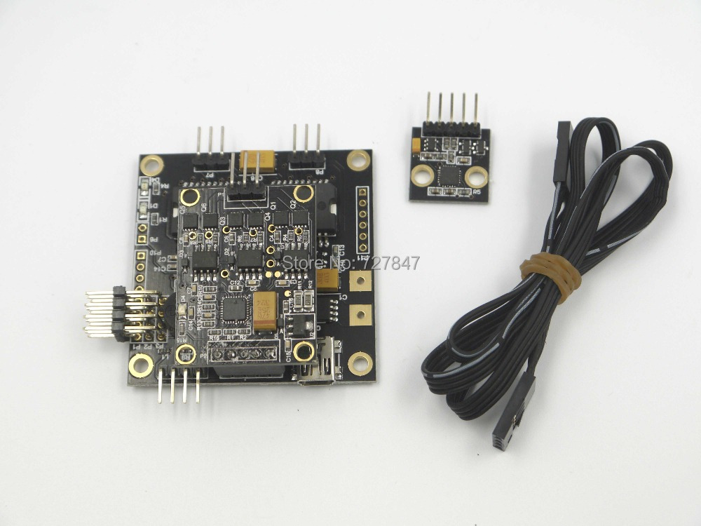 AlexMos V2.1 Firmware Simple Brushless Gimbal Controller W/ IMU & 3-axis Module simplebgc v2 4 alexmos firmware 3 axis simple brushless gimbal controller bgc