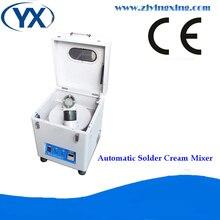 Licuadora automática SMT YX500S, máquina mezcladora de soldadura, máquina mezcladora de soldadura, máquina SMT
