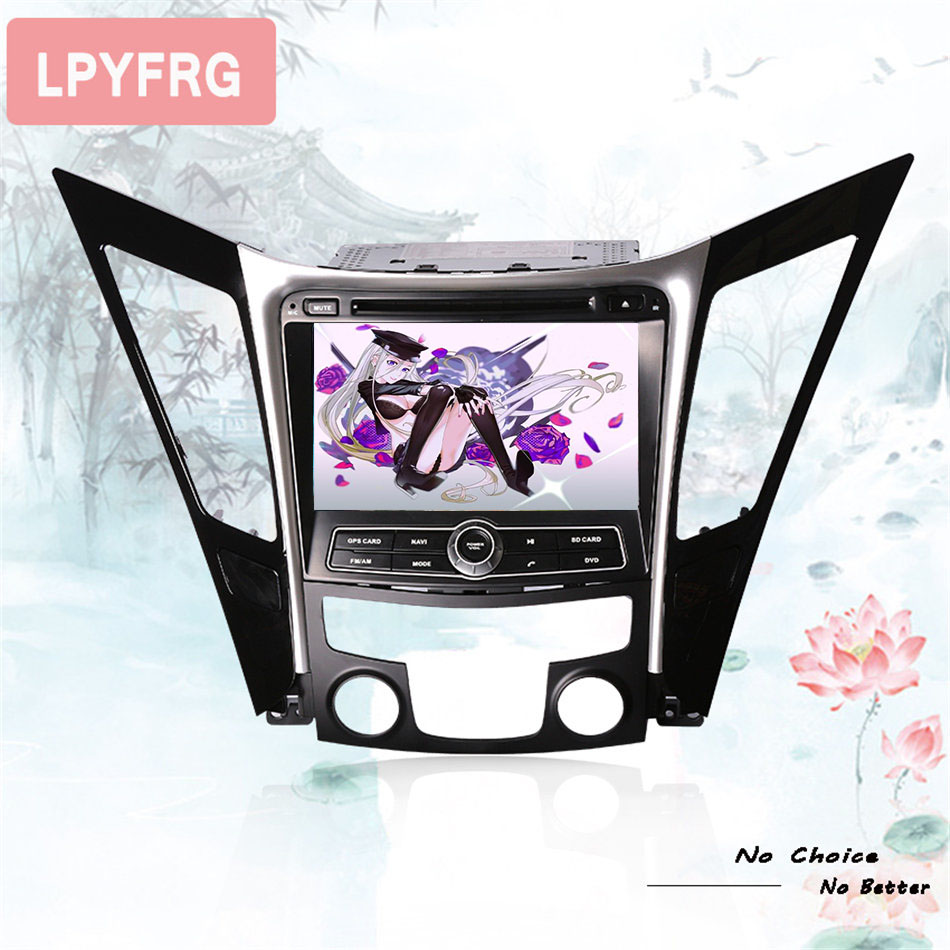 LPYFRG Auto car radio stereo android 9 0 4GB 64GB px5 video dvd player for hyundai