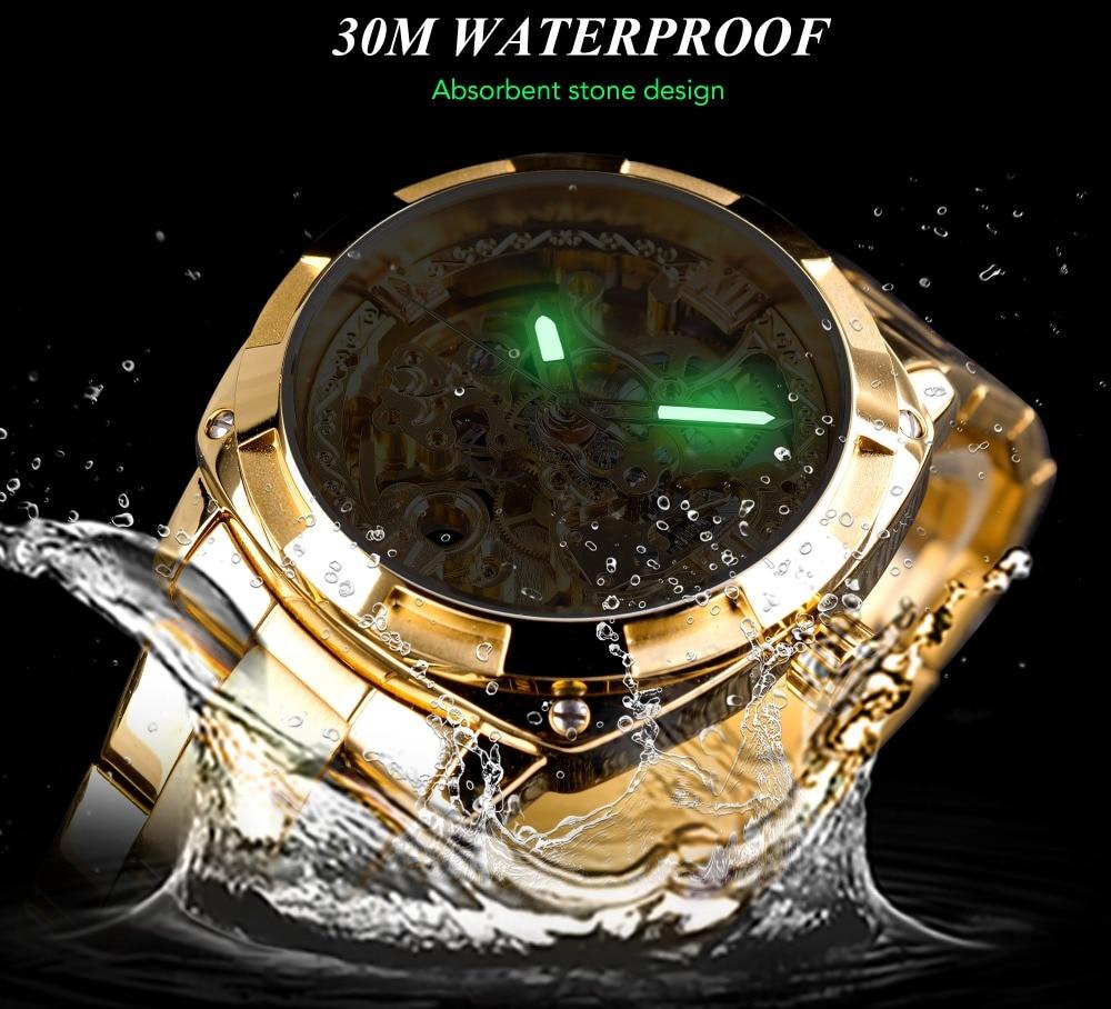 HTB1GPwQtZyYBuNkSnfoq6AWgVXaI Forsining 2018 Fashion Retro Men's Automatic Mechanical Watch Top Brand Luxury Full Golden Design Luminous Hands Skeleton Clock