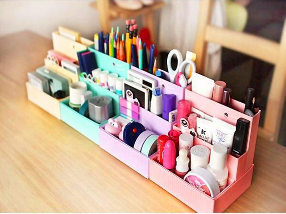 Sale Promotion Best Seller Powder Box Make up organizer Case Women Men Multi Functional Cosmetic Box Storage In bag Makeup Case