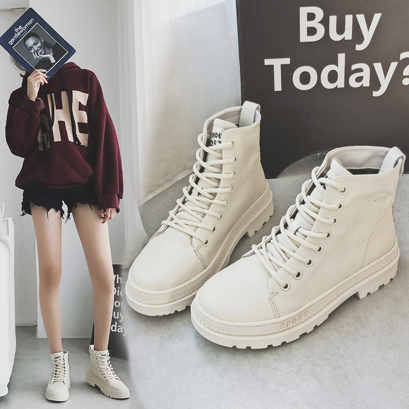 MYCORON 2018 Warm Plush Women Winter Shoes Lace Up Ankle Boots For Women Fashion Round Toe Cozy Snow Boots Women Botas Mujer snow winter boots women ankle boots lace up bottines femme platform shoes woman warm female round toe suede flock botas mujer