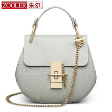 Shell Small genuine leather bags New 2016 Fashion Brand Ladies Party Purse Crossbody Shoulder bag Women Messenger bags1900