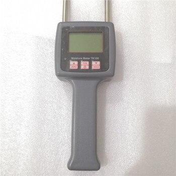 TK100 Portable Digital Multifunctional Moisture Meter For Grains Chemical Plastic Granule Soap Powder Soil  20%off