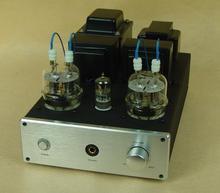 Nowy czas Limit ICAIRN AUDIO DIY dla czarnej gorączki pęcherzyka żółciowego 6N2 + FU32 rura próżniowa typu A wzmacniacz słuchawkowy 4W * 2 + 1W