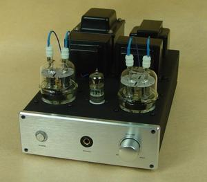 Image 1 - The New Time Limit ICAIRN AUDIO DIY For Black Fever Gallbladder 6N2+FU32 Vacuum Tube Type A Ear Tube Headphone Amplifier 4W*2+1W