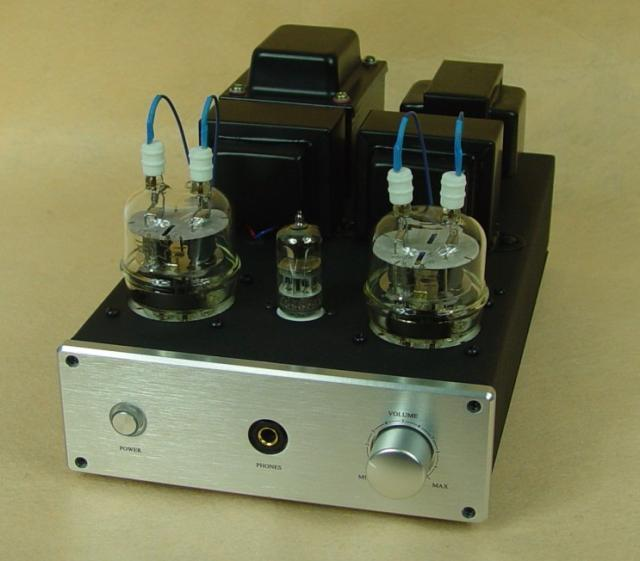 The New Time Limit ICAIRN AUDIO DIY For Black Fever Gallbladder 6N2+FU32 Vacuum Tube Type A Ear Tube Headphone Amplifier 4W*2+1W