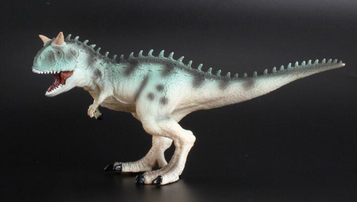 Dinosaurs Carnotaurus Classic Toys For Boys Children Toy Animal Model quest for the african dinosaurs