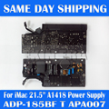 """Original New for Apple iMac A1418 21.5"""" 185W PSU Power Supply Unit APA007 Late 2012 Early 2013 Late 2013 Mid 2014 Late 2015 Year"""