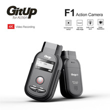 Original GitUp F1 WiFi Ultra Real 4K WIFI Action Sports Camera 8MP Camcorder Video Recorder DVR Outdoor Road Cycling