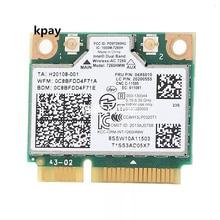 IBM Lenovo Thinkpad carte wifi sans fil Intel sans fil ac 7260 7260HMW 867Mbps 802.11 ac Mini PCI E double bande FRU: 04X6090