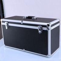 Многофункциональная камера алюминиевая рама бокал Красного вина Toolbox коробка для хранения Универсальный чемодан вина сумки багажные сумки