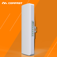 COMFAST CF E214N V2 150Mbps High Power Outdoor Wireless AP Wifi Repeater Built In 12dBi Wifi