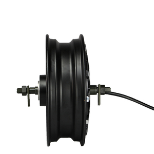 Cost-effctive QS 3000W 40H V1.12 BLDC In-Wheel Hub Motor for electric scooter