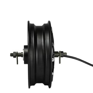 Image 2 - تكلفة effctive QS 3000W 40H V1.12 BLDC في محور عجلات موتور كرسي متحرك سكوتر