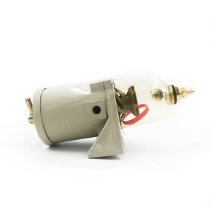 Image 3 - 500FG Turbine Diesel Engine Racor Filter 500FH Fuel Oil Water Separator with cartridge 2010PM Heating tube 12V/24V Heater+joint