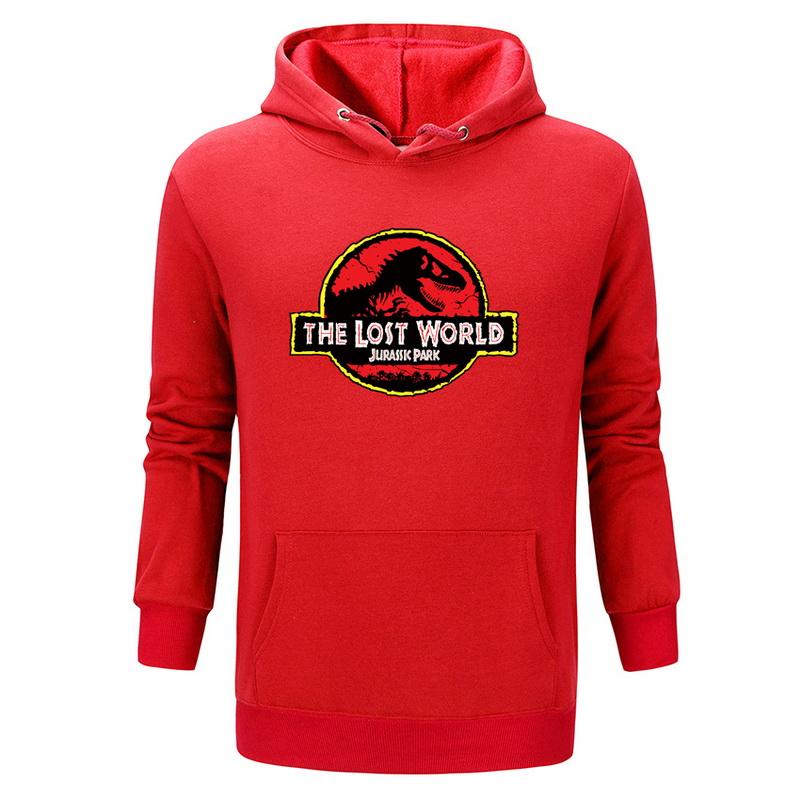 Ingenious Jurassic Park Sweatshirt Men Women Pullover Fleece Jacket Jurassic World The Dinosaur Hoodie Unisex Jumper Casaco Feminino Men's Clothing