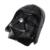 Crianças Traje 4 Pçs/set Darth Vader Darth Vader Macacão Roupa Preta Com Capa Do Feriado Do Natal Cosplay Para Meninos Das Meninas