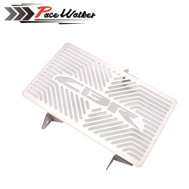 FREE SHIPPING Motorcycle Stainless Steel Radiator Guard
