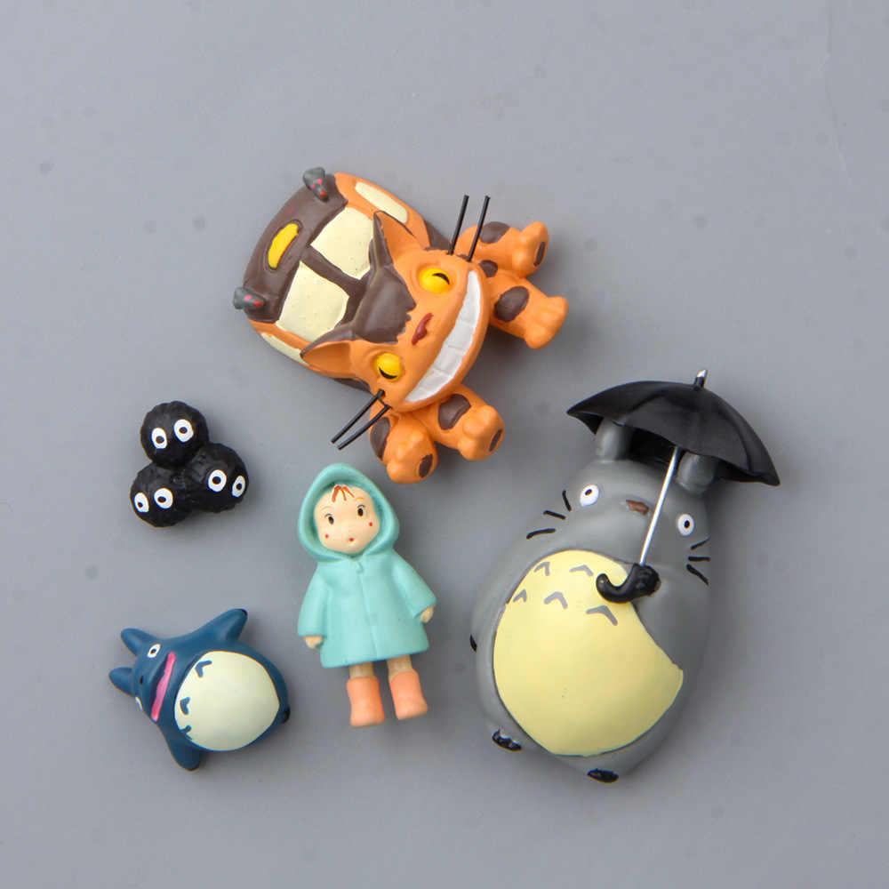 Brinquedo do bebê Kili Jason gato gatos guarda-chuva capa de chuva dos desenhos animados criativo fivela magnética adesivos geladeira Figuras de Ação & Toy dolls