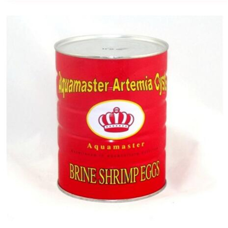 Best Selling 1 Piece Granules 425g Artemia Shrimp Eggs Fish And Shrimp Feed High Hatching Rate Big Red Eggs Can Hatch