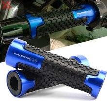 Мотоцикл Нескользящие ручки для YAMAHA YP 150/250/400 GRAND/величественность/xeneer XC155 TMAX530 T-MAX Алюминий+ резиновое покрытие