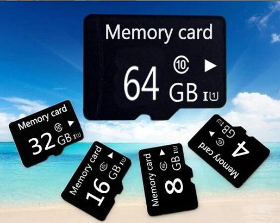 Hot sale Memory Cards 2GB 4GB 256GB Micro SD Card 8GB 16GB 32GB 64GB 128GB class 10 Microsd TF card Pen drive Flash + Adapter-in Memory Cards from Computer & Office